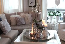 Living room and decor <3