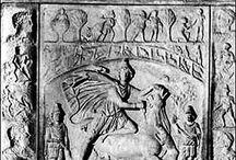 Mithra * Ahura Mazda * Horus * Buddha * Krishna
