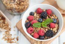 Muesli / Granola / Porridge