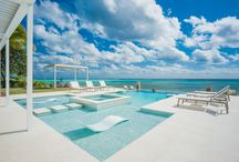 """TRANQUILITY COVE VILLA / From family vacations to destination weddings, Luxury Cayman Villas can help you find the perfect luxury vacation rental home.  """"Tranquility Cove"""" is part of Luxury Cayman Villa's exclusive collection of private oceanfront vacation rental villas in Grand Cayman."""