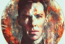 Artists Capture Benedict Cumberbatch / Cumber fans unite! In celebration of his Oscar Nomination for his skillful portrayal of brilliant British cryptanalyst Alan Turing, we've collected a number of artworks created by his fans based on his roles in various films.   https://studiovox.com/companies/studiovoxinc/b/blog/archive/2015/02/22/artists-capture-benedict-cumberbatch