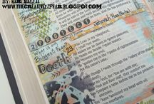 The Creative Life Studios {Bible Journaling}