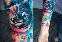 Tatuaggio alice