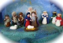 Kerstgroepjes
