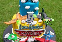Spencer's 3rd birthday