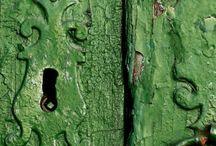 shades of green / by Myrna Hauwert