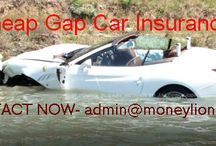Cheap Gap Car Insurance