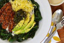 Yummy Vegan Macro Bowls