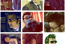 Amanda's Board - Doctor Who/BBC / Amanda is a huge Whovian, so this is for her. This is also for the other BBC shows she likes so much, including Blackadder, Sherlock, Mr Bean, etc. Allonsy!  / by Jackie Tennyson, aka Crash