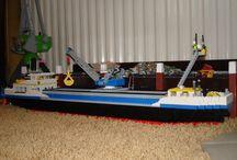 lego schepen
