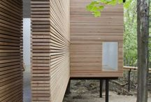 wood architeture