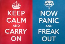 Keep Calm and... / by Amanda Goodwin