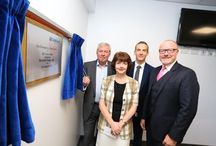 Local legend officially opens our Emergency Care Centre / Brendan Foster officially opened our Emergency Care Centre at a special event at the hospital