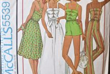 1970s Sewing Patterns / vintage sewing patterns from the 1970's