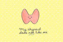 Thyroid hates me