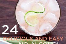 no alcohol cocktails