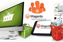 Diseño Tienda Online Magento Barcelona / La tienda de Magento une en una sola instancia todas las opciones necesarias para una tienda virtual moderna cumpliendo los estándares más altos. De las posibilidades que ofrece el trabajo con Magento, se podria escribir libros enteros. Éstos son sólo un fragmento de las características más importantes: