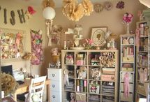 Sewing & Craft Rooms