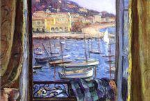 Henri Lebasque (1865 - 1937) / Art from France.