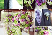 Purples and lilacs