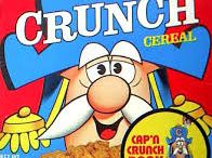 Visual research: Cereal box