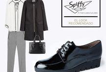 ✫ IDEAS LOOK ✫ / En este tablero te damos algunas ideas sobre cómo combinar tus zapatos SPIFFY con diferentes looks.
