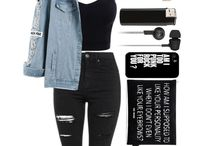 2k17 Concert Outfits