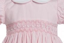 la petite robe a smocks