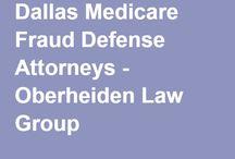 Dallas Medicare Fraud Defense Attorneys