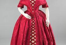 Costume 1840-1859