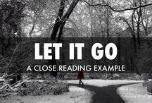Close Reading 1st Grade