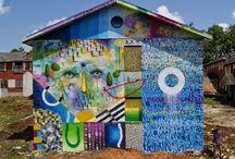 World of Urban Art : XUAN ALYFE