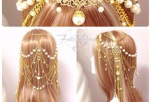 FASHION - Hair Accessories / all about Hair accessories