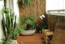 balcon garden