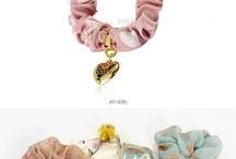 ACCESORIOS / Imágenes sobre diferentes accesorios para mujer y la forma en la que se hacen