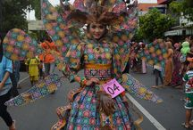 Baju Batik Carnival