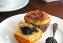 ++ Baking w/ Less Sugar ++ / Desserts and snacks that are sweet but made with little or no sugar.
