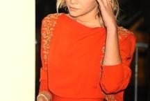 Playing dress up {orange crush}