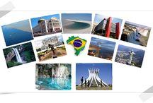 Turismo / Falaremos sobre o turismo no Brasil