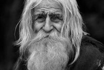 Elder Dobry / He was called a saint, an ascetic hermit , a man who doesn't take money, an angel, a divine stranger, a traveler from the past, a beggar …  / by Constantine Bachvarov