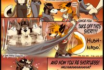 cute furry comics