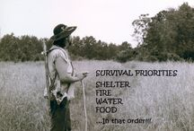 LEARN TO SURVIVE! / It happens everyday. People, entire familes, scouts, groups out on a hike for the day and they get lost or it gets dark. What do you do? Knowing how to survive can save your life. Get Raven's book CAN YOU SURVIVE?  http://wayoftheraven.net/order-can-you-survive/