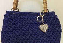 Crochet Handmade Bags / Crochet handmade bags