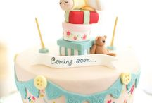 Cakes - christening / by Perfectionist Confectionist