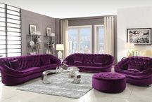 Go to Purple!!! / Like purple furniture ? Find furniture items in purple and furnish your home in your beloved color.