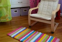Chrochet for girls rooms / by Stephanie Tague