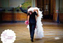Nos mariés en fleur