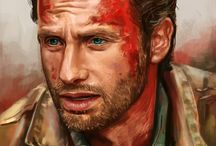 Slick Rick Grimes / Board dedicated to The Walking Dead character Rick Grimes and the AMC TV series TWD.
