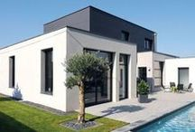 les maisons moderne