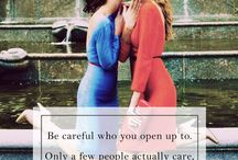 truth  / by Carlotta Mattox